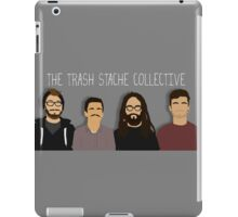 The Trash Stache Collective  iPad Case/Skin