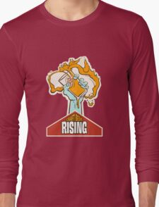 Craft Beer Rising T-Shirt Long Sleeve T-Shirt