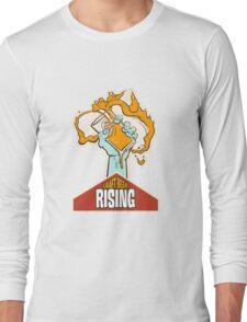 Craft Beer Rising T-Shirt Long Sleeve T-Shirt