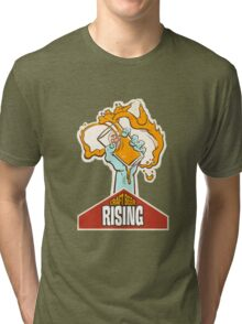 Craft Beer Rising T-Shirt Tri-blend T-Shirt