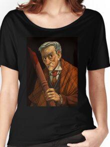 Peter Vincent, Vampire Killer Women's Relaxed Fit T-Shirt