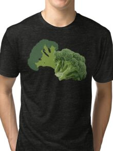But Broccoli Loves You! Tri-blend T-Shirt