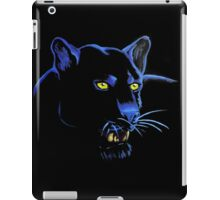 Invisible Panther iPad Case/Skin