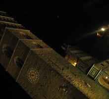 Pistoia by night by Annagiulia