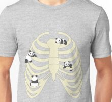 It's What's on the Inside That Counts Unisex T-Shirt
