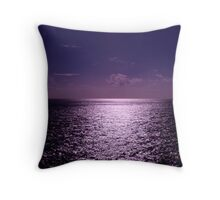 Shades of Indigo Throw Pillow