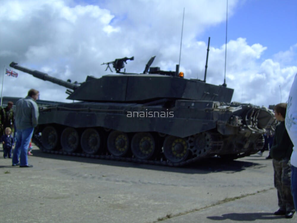 Tanks alot to armed forces... by anaisnais
