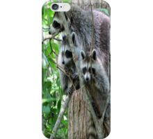 Mom, The Camera Is Over There! iPhone Case/Skin