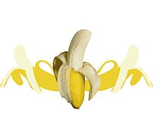 I like bananas. Bananas are good. Photographic Print