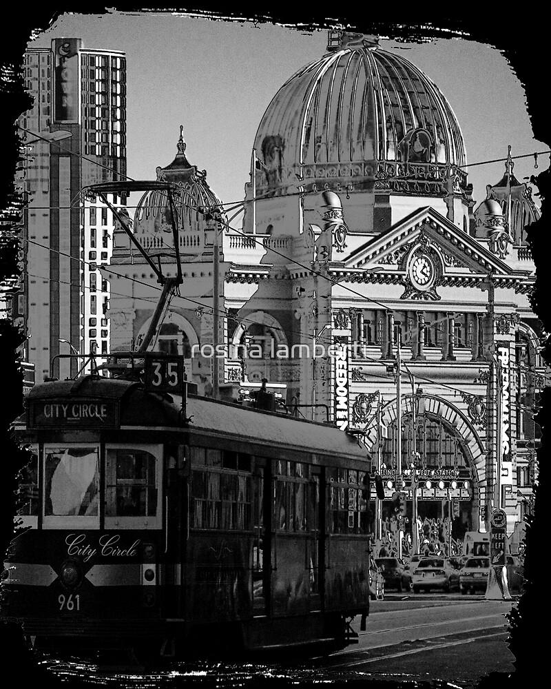 Melbourne by Rosina  Lamberti
