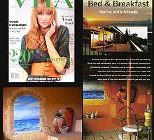 Bed n Paint n Breakfast by hatefueled