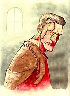 Frankenstein's Monster by groovy-bastard