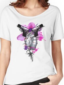 Guns Are Drawn Women's Relaxed Fit T-Shirt