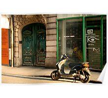 Rue Greneta Poster