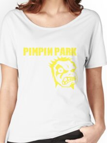 Pimpin' Park BBoy Crew Women's Relaxed Fit T-Shirt
