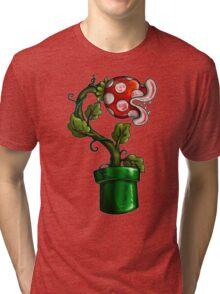 Pakku Flower Tri-blend T-Shirt