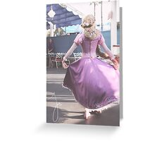 The Lost Princess Greeting Card