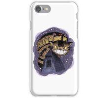 Catbus (Colour Version) iPhone Case/Skin