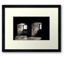 Inside Framed Print