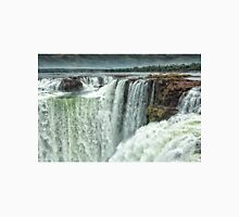 Iguazu Falls - Over the Edge  Unisex T-Shirt