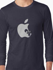 iQuebec logo uniquement Long Sleeve T-Shirt