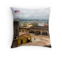 Of Old and New Throw Pillow