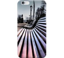 Park Bench  iPhone Case/Skin