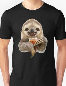 SLOTH & SOFT DRINK T-Shirt
