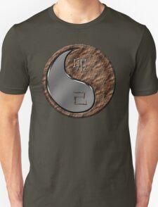Rabbit Yin Earth Unisex T-Shirt