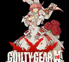 Guilty Gear Xrd Elphert by epicofG