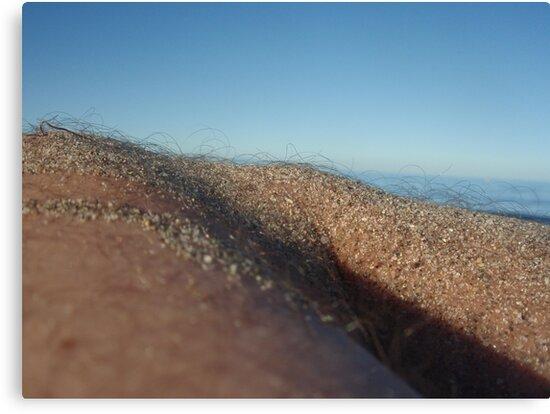 sandy bodyscape 1 by yvesrossetti