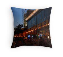 Navy Pier Chicago Throw Pillow