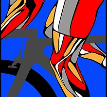 Tour De France Legs by SFDesignstudio
