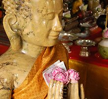 Buddha Offerings by mandychamoun