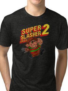 Mario Bros Tri-blend T-Shirt