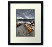 Windermere Framed Print