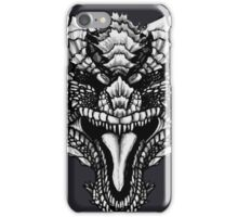 Face the Dragon iPhone Case/Skin