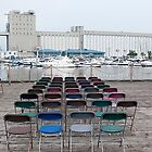 Port of Quebec Chairs by Gary Chapple