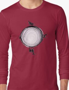 Marauders Moon Long Sleeve T-Shirt