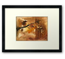 china syndrome Framed Print