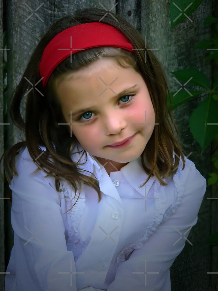 The Red Headband by Rachel Leigh
