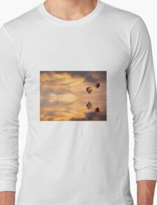Sailing into Serenity  Long Sleeve T-Shirt