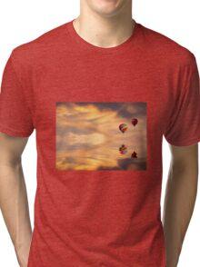Sailing into Serenity  Tri-blend T-Shirt