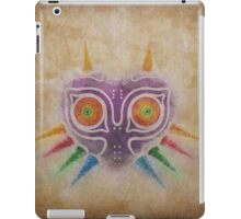Legend of Zelda - Majora's Mask Weathered iPad Case/Skin