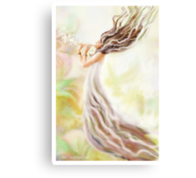 The Enchanteress  Canvas Print
