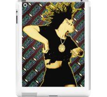swag dance iPad Case/Skin