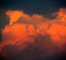 Storm clouds by Daniel Sorine