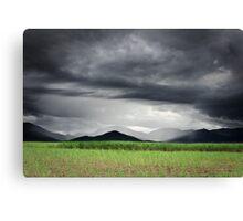 Monsoon Sky Canvas Print
