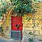 Red Door Blue Gate