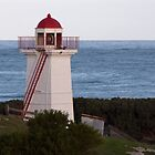 The Square Lighthouse by John Sharp